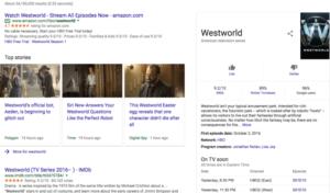 Google-ը նոր ծառայություն է փորձարկում, որը թույլ կտա գնահատել ֆիլմերը որոնման արդյունքներում